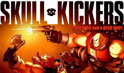 Read the Skullkickers Comic for free online