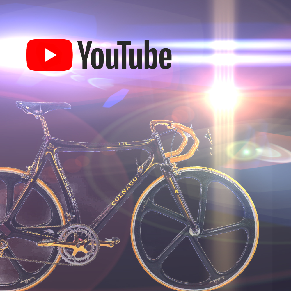 Vintage bicycles Youtube Channel