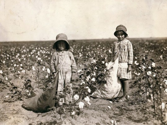 WHEN in the Course of human Events: Child labor laws