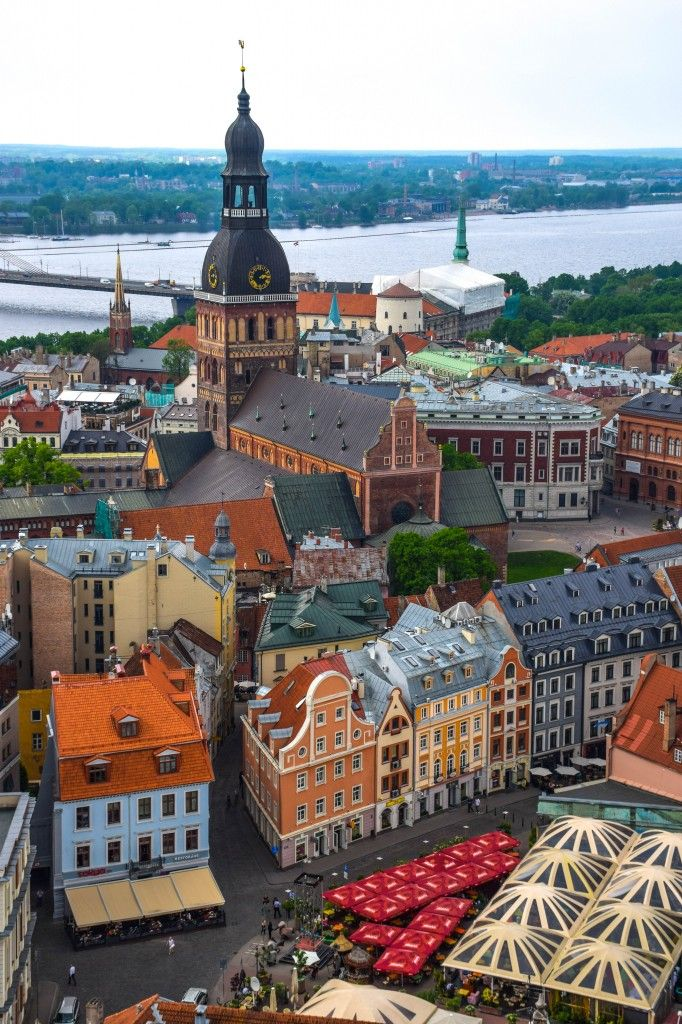 exchange focuses - Riga Latvia had been on my travel wish list since falling in love with nearby Tallinn, Estonia several years ago. Rumor had it Riga was even better.