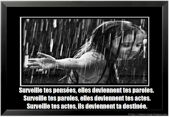 Citation facebook en image