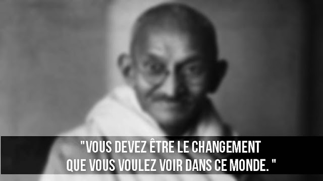 citation changement
