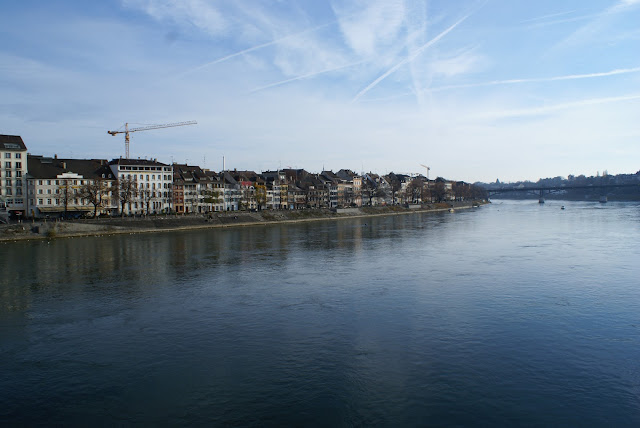 Rhine River Swiss