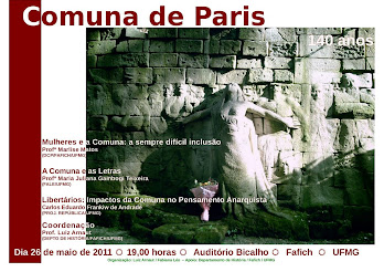 Comuna de Paris na FAFICH/UFMG