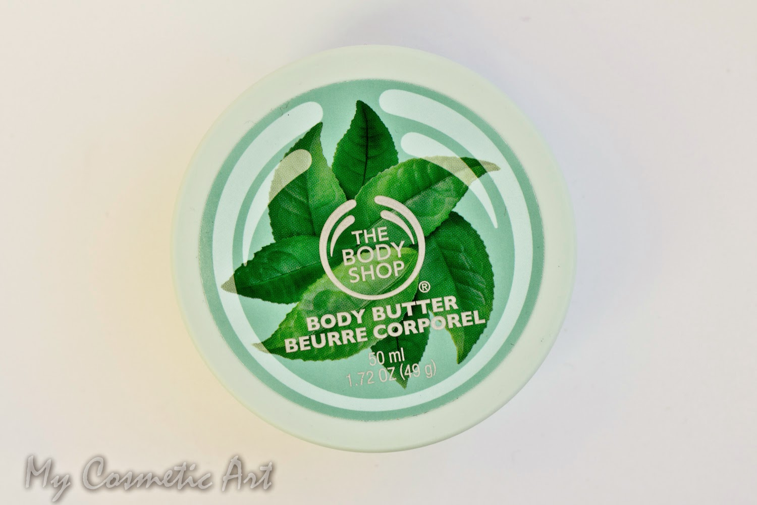 Manteca corporal Fuji Green Tea The Body Shop