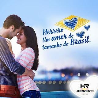 Herrero Um Amor do Tamanho do Brasil