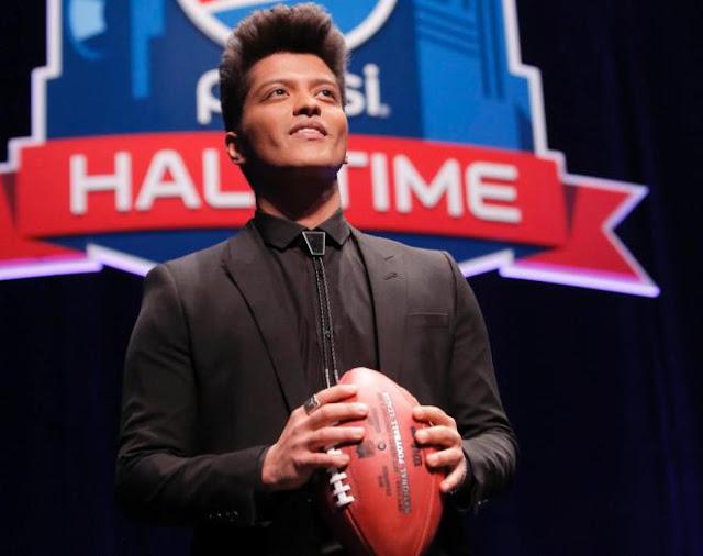 Bruno Mars acompañará a Coldplay en el Super Bowl 2016, afirma la revista Rolling Stone.