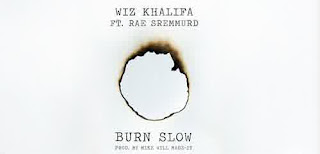 free / gratis download MP3 lagu Wiz Khalifa feat. Rae Sremmurd - Burn Slow