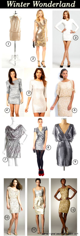 What to wear to a Winter Wonderland   Victoria McGinley Studio