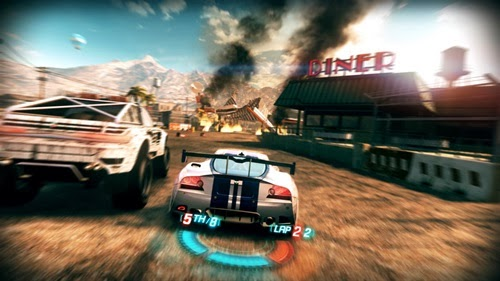 Split Second Velocity - PC (Download Completo em Torrent)