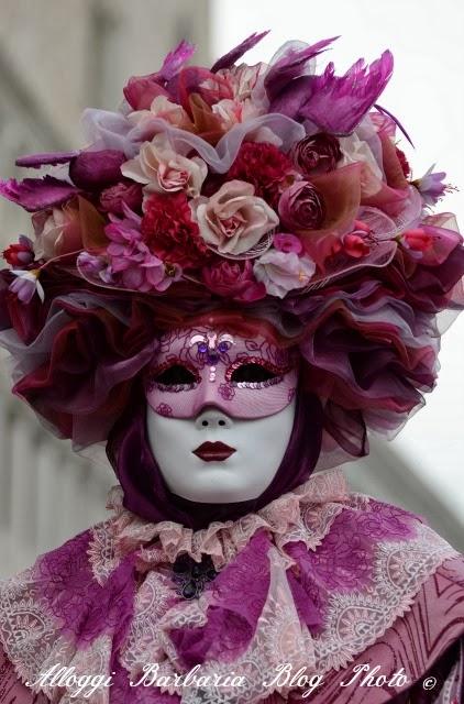 Foto al Carnevale di Venezia
