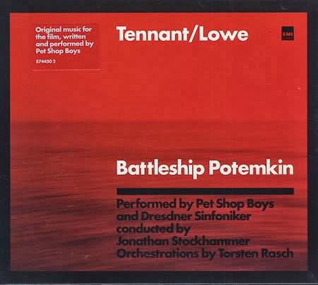 Pet Shop Boys - Battleship Potemkin - CD