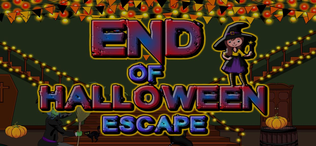 sivi end of halloween escape