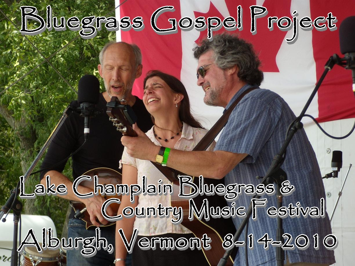 bluegrass gospel project Find album reviews, stream songs, credits and award information for the blue morpho - bluegrass gospel project on allmusic - 2009.