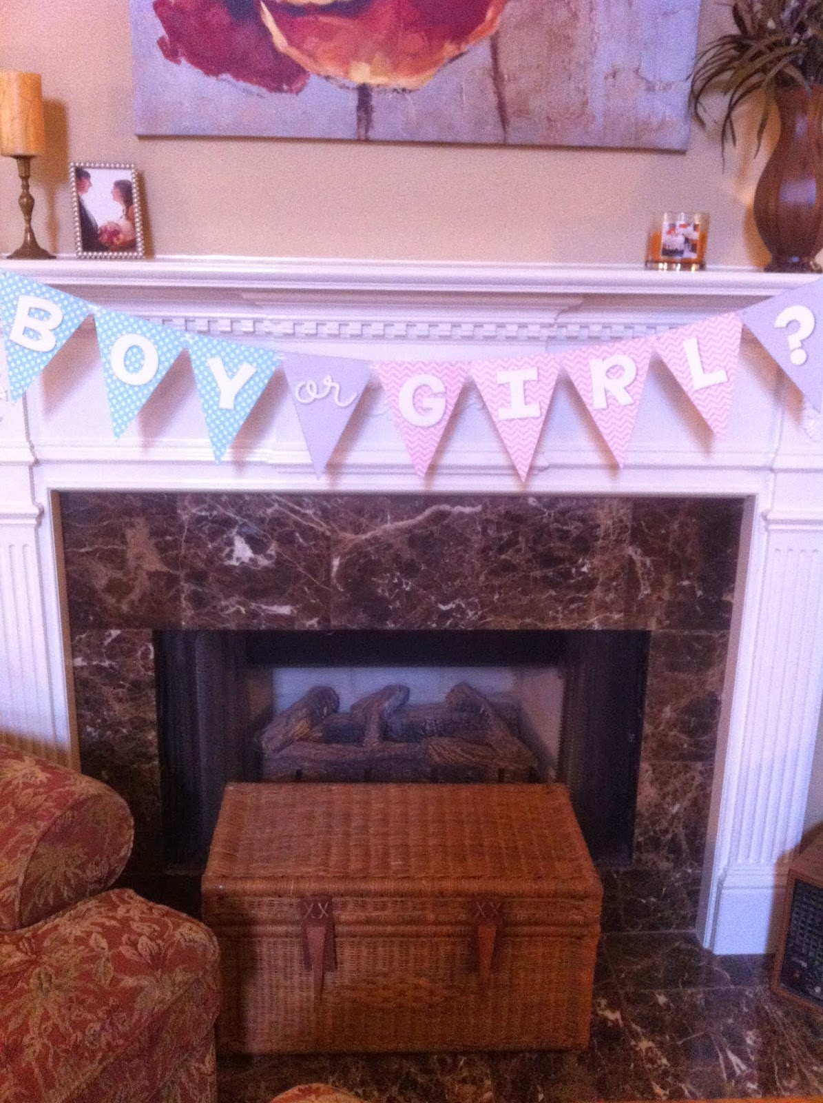 richly blessed gender reveal party amp ultrasound day