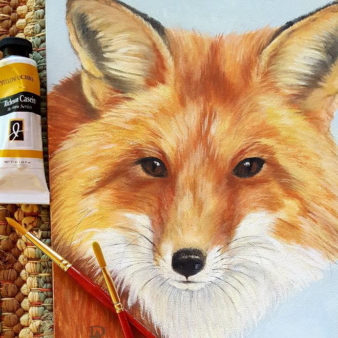 Fox (Casein)
