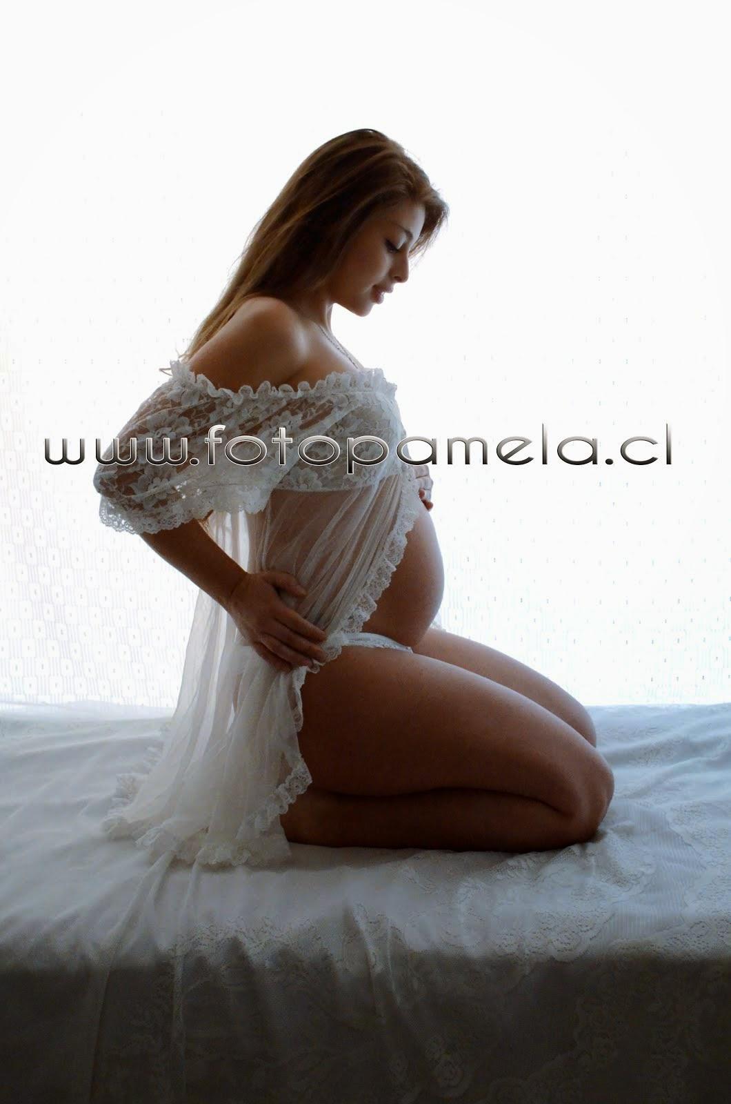 EMBARAZADA FOTOGRAFIA FOTO ESTUDIO EN CHILE