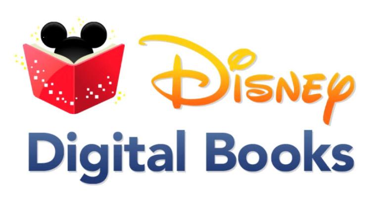 Disney Digital Books logo