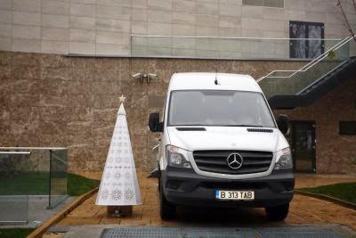 Mercedes-Benz Romania sprijina Festivalul Brazilor de Craciun