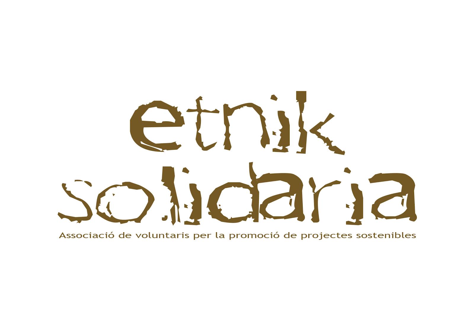 La cursa del vent amb etnik solidaria.