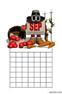 Calendari de setembre