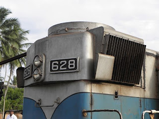 Railway journeys and other railway articles for Electric motor dynamic braking