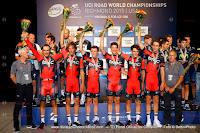 CICLISMO EN RUTA - Mundial de contrarreloj por equipos 2015 (Richmond, Estados Unidos). BMC y Velocio-SRAM consiguen el oro