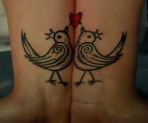 Terapia Cotidiana - Ideias de tatuagens femininas em homenagem ao namorado