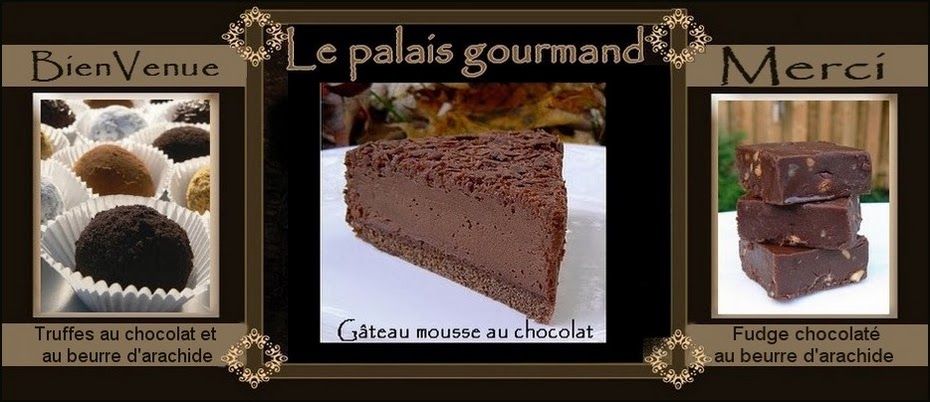 Le palais gourmand
