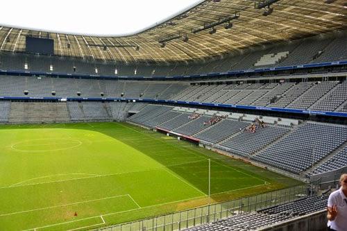 Allianz Arena, Munich, Germany