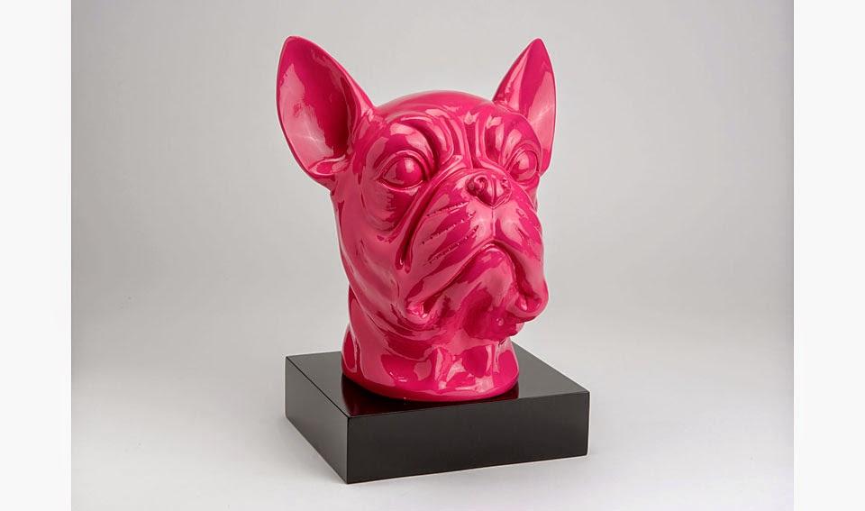 http://www.portobellostreet.es/mueble/40974/Cabeza-bull-dog-fucsia