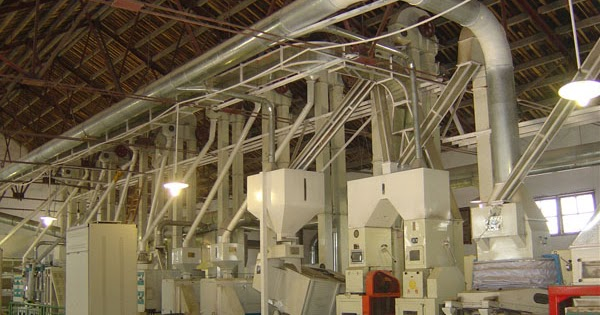 Complete Auto Rice Milling Plant And Machines China