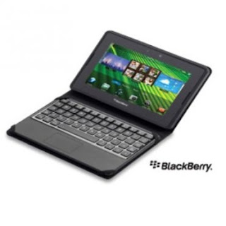 BlackBerry Mini Keyboard Present To Playbook
