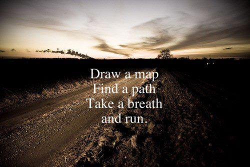 ten motivational quotes for runners water water everywhere