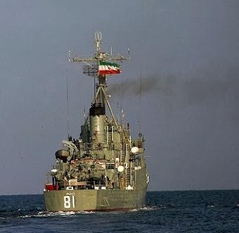 IRAN SIMULATES WAR GAMES: