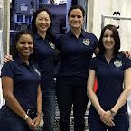 NASA HERA IX CREW