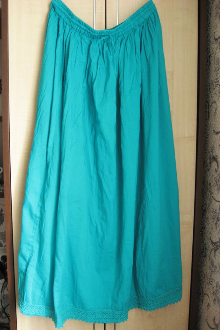 Из юбки перешьем сарафан