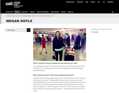LCF Interview - Megan Doyle