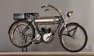 gambar motor jadul klasik
