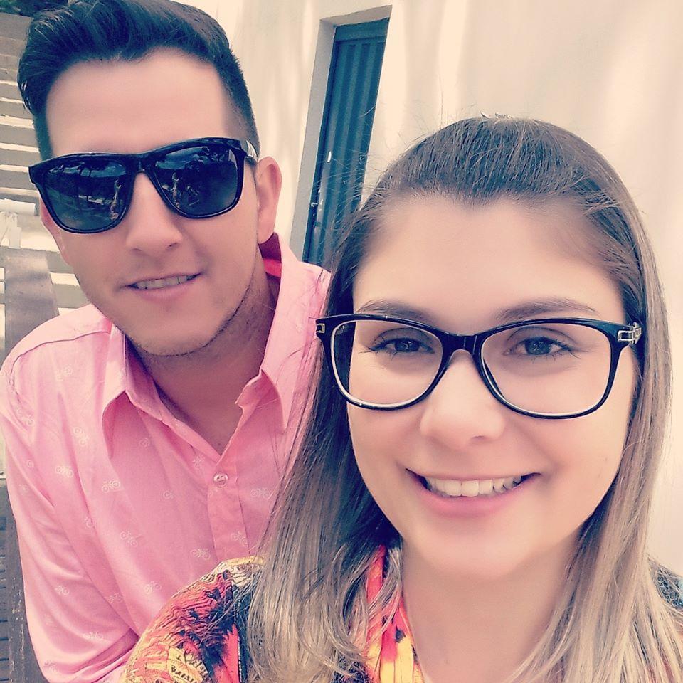 Thiago Martínez y Venessa Gomez - Colombia