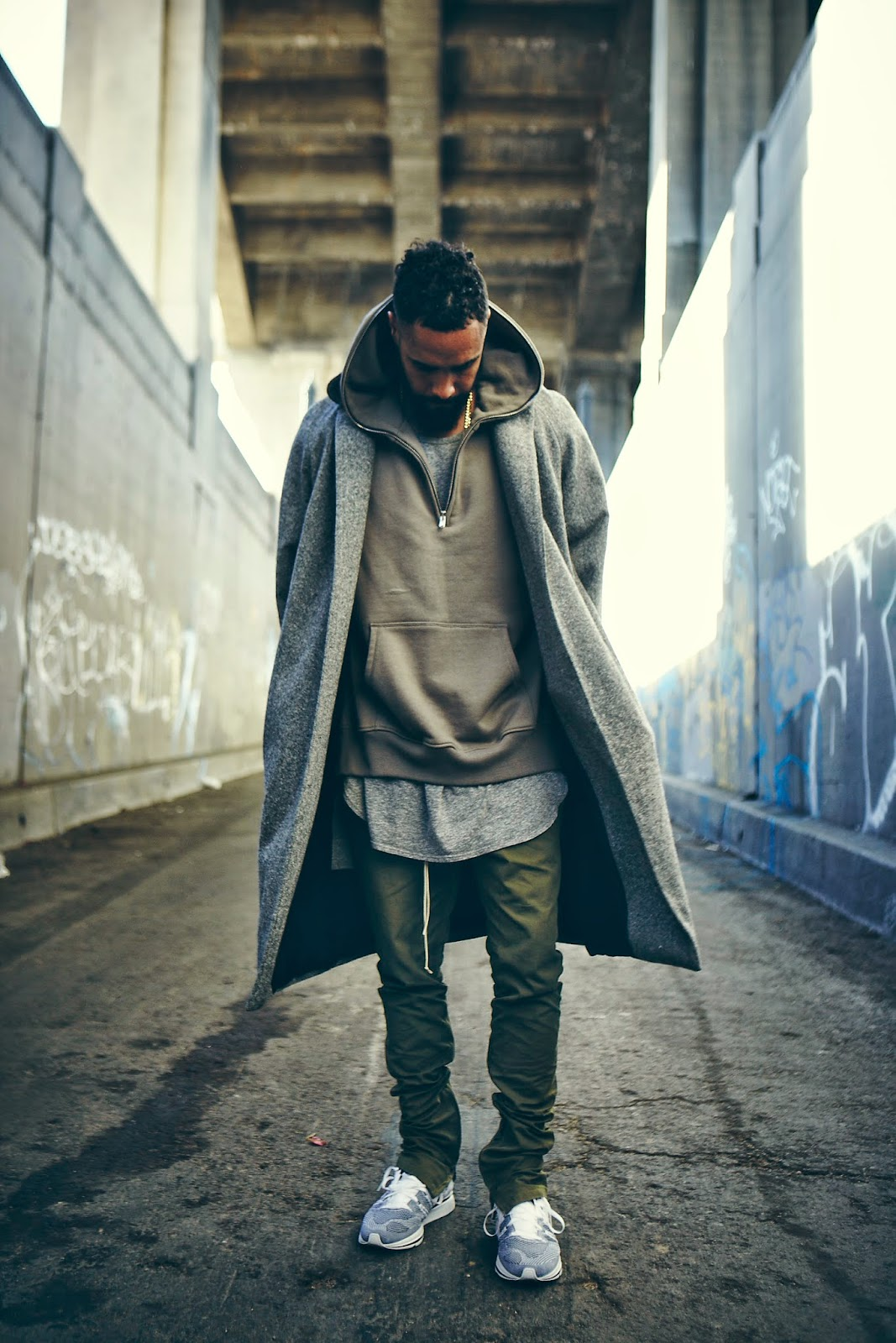 MILK FOR JERRY LORENZO X FEAR OF GOD THIRD COLLECTION