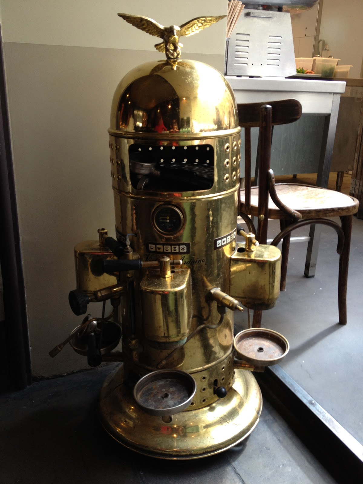 Old Coffee Maker