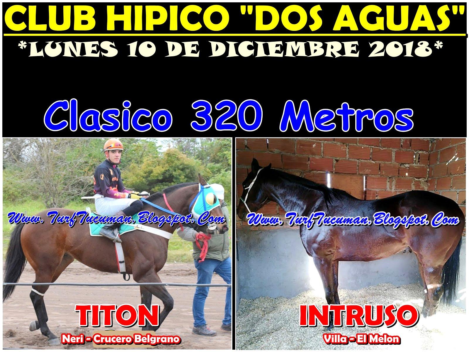 TITON VS INTRUSO