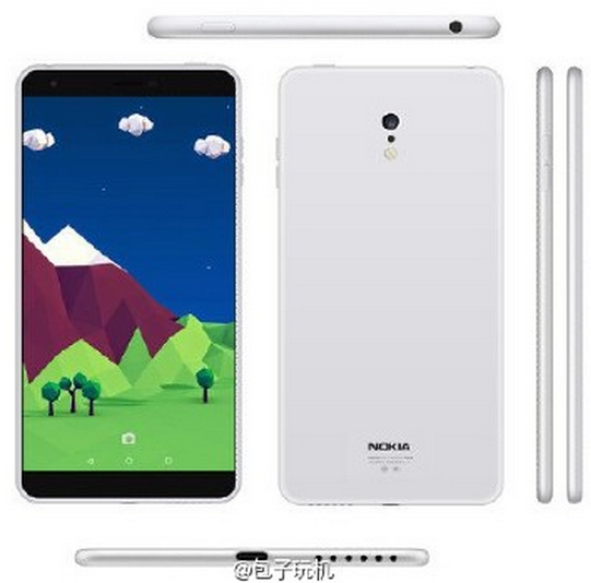 Nokia C1 Android Smartphone