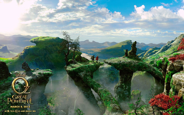 Bridge - Oz the Great and Powerful