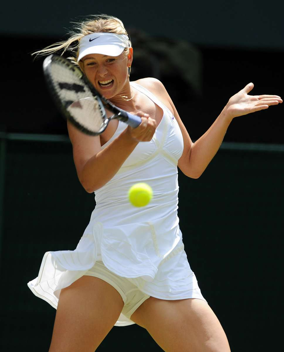 Tennis Is Full Of Lesbians – Maria Sharapova, Anna Kournikova, Petra Cetkovaska, Ashley Harkleroad