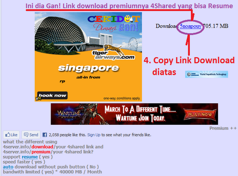 download di 4shared bisa resume