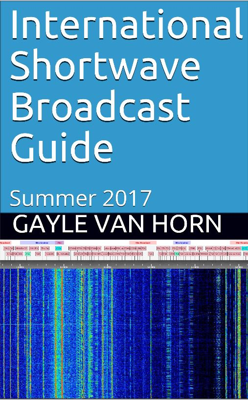 International Shortwave Broadcast Guide Sumerr 2027
