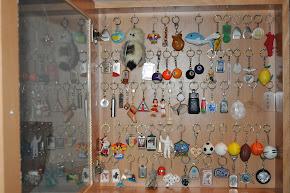 A Colecção de Porta-Chaves