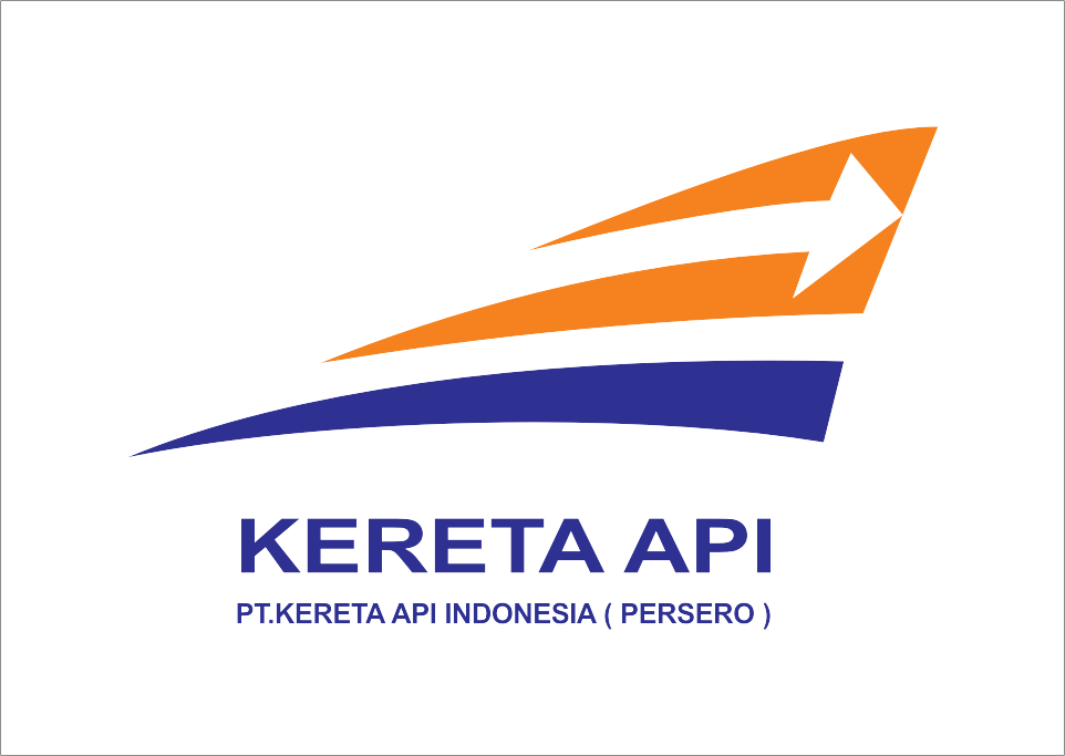 Download Logo Kereta Api  Vector